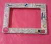 Photo frame upcycling