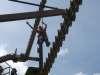 Air Trail, Tees Barrage